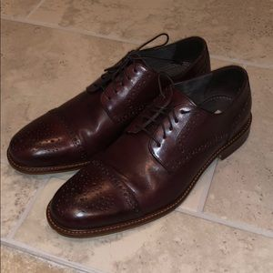 Lightly used Joseph Abboud dress shoes